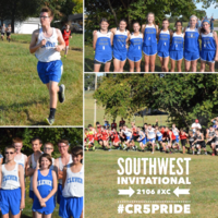 Many Cross Country PR's at the Soutwest Invitational
