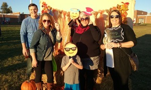 Clever PTA Sponsors Successful Fall Festival