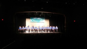 EleMiddle Students Perform in Clever Choir Showcase